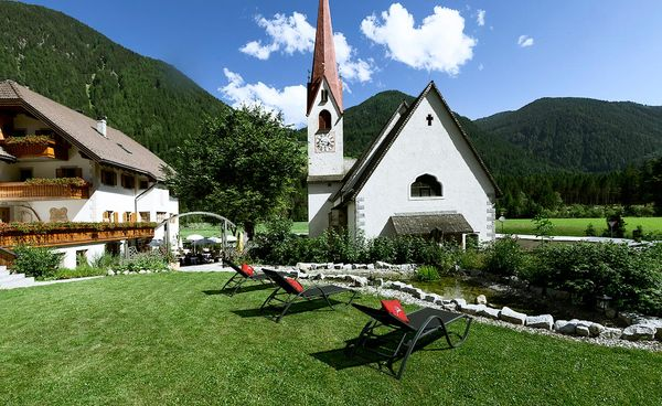 Wellbeing holidays in Anterselva